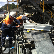 Conveyor Belt Change out Tasmania