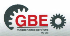 GBE maintenance services logo
