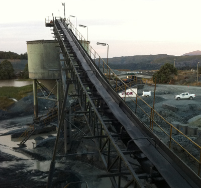 Hopper Conveyor